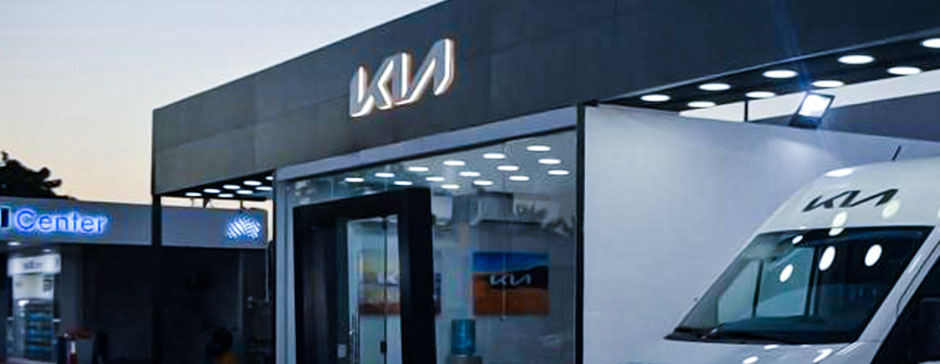KIA's Service Center is Now Open at Mobil, Marina 2 North Coast